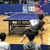 男子リーグ1戦目・四番! 2019第46回全国高等学校選抜卓球大会