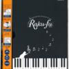 Raku-fu(ラクフ)Extra(エクストラ) スムーズ脱着式楽譜用ファイル リフィールライト版