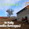 Workaway6軒目!北イタリアでも、ヤギのお世話とチーズ作りをしてみた。