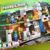 マイクラのレゴを子供が大人買い!