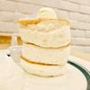 gram(グラム)の限定プレミアムパンケーキはふんわり感が心地よい!