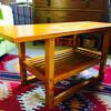 手作りリビングテーブル