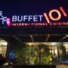 3月12日火曜日 ワールドブッフェ・ブッフェ101(Buffet101)