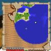 【マインクラフト#32】「宝の地図」を片手にお宝チェスト探し。