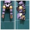 HGUC RX-178 ガンダムMk-Ⅱ(ティターンズ仕様)【製作記2 動力パイプの改造】