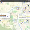 仙台市内地価比較 参考京都市内