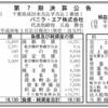 バニラ・エア株式会社 第7期決算公告