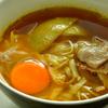 カレー0麺