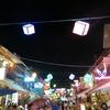 majokoと魔法の旅ブログ★カンボジアの旅 Chapter 7: majoko街へ行く1(シェムリアップ街歩き アリババパンツとトゥクトゥク事情 激安マッサージもあるよ!) -シェムリアップ1日目