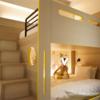 【東京ベイ潮見プリンスホテル宿泊記】ファミリールームには二段ベッドが! 家族4人で泊まれるホテル