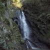岐阜県恵那市にある串原七つの滝(南山の滝)