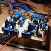 A級バランスHPアンプ製作(製作編23)