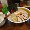 濃くて優しい!中野の鳥白湯つけ麺
