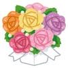 愛犬の死を手紙に書いたら、皆さんお花を送っていただいて感謝です。