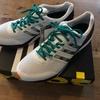 【足デカの靴選びその2】フルマラソンのレース用にアディゼロ ボストン ブーストを買った