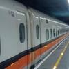タィワンの新幹線♥(・Θ・)