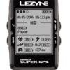 レザイン(LEZYNE)というメーカーの「SUPER GPS」と言うサイクルコンピューターがコスパ良さそうな感じ?
