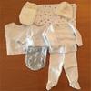 30w0d 分娩室に持っていく新生児服の準備