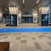開業前日:富山駅路面電車南北接続開通式・発車式