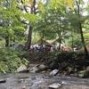 秋の道志村キャンプ