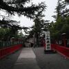 小御嶽神社の開山祭