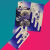 <ロマデパ> 7/10~7/16大正ロマン百貨店in新宿伊勢丹 販売商品 秋の単衣 月と兎の帯 朝顔ととんぼの帯
