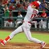 MLB本塁打王も夢じゃない、大谷翔平の「かち上げスイング」。