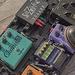 今話題のエフェクトボード!Aclam Guitars Smart Track 組み込んでみました!