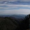 雲取山から石尾根を縦走