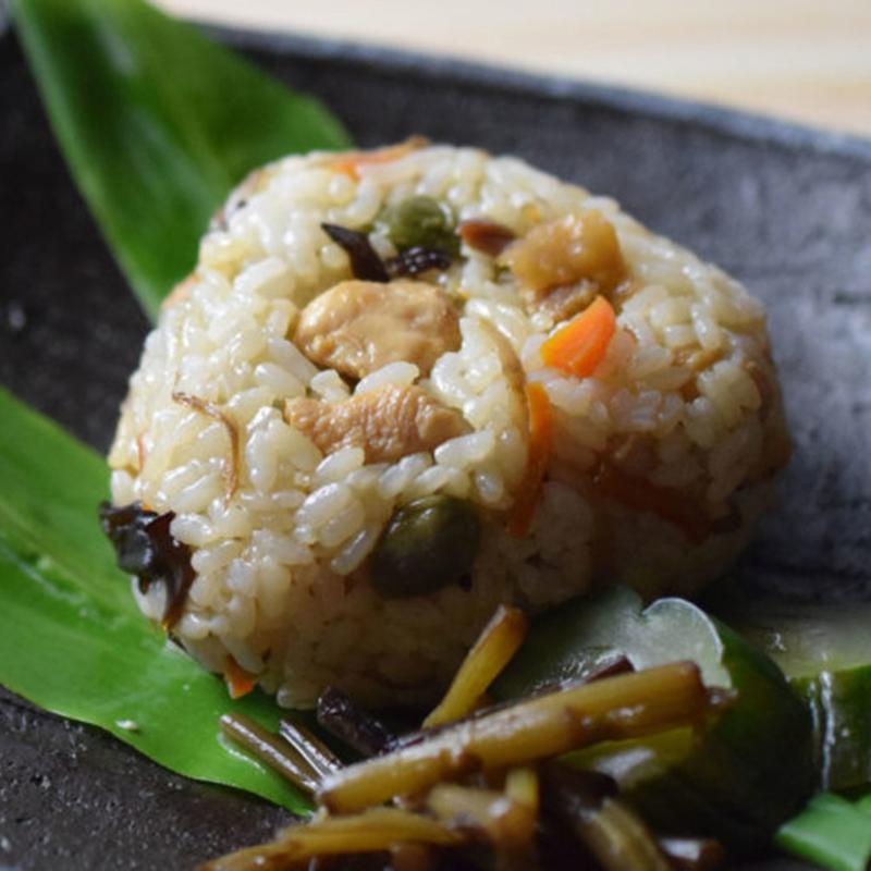 今、綾部のお米が熱い!愛情たっぷり握り込んだ「綾部むすび」を食べに行こう