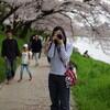 SHUTTER HOLIC主催の写真撮影会に行ってきた(岡崎の桜まつり)
