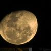 GoPro(ゴープロ)で撮影した月は綺麗だぞっ!  #GoPromoon