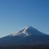 富士山写真、河口湖より (カメラ)