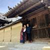 【奈良・京都旅行】2日目 ~法隆寺に伏見稲荷、500円モーニングも!~