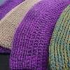 80代手作り名人の「リメイク手編み帽」30個+α