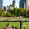 5月のセントラルパーク