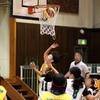 バスケ・ミニバス写真館83 一眼レフで撮影したバスケットボール試合の写真