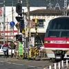 伝説の名古屋鉄道・犬山橋 1994年の姿 鉄道汚写真編