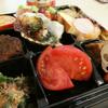 牡蠣、生ハム、そして・・・大満足のお弁当@鹿児島市照国町
