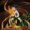 【HUNTER×HUNTER】ハンター×ハンター スタチューシリーズ『ゴン=フリークス/GON FREECSS』完成品フィギュア【プレックス】より2021年10月発売予定♪
