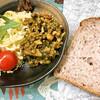 ベーカリーカフェ玄米王国で米粉パン