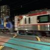 2/18 しなの鉄道SR1系S203+S204編成 甲種輸送