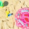 2歳児と沖縄(海とプール編)