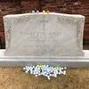 球聖ボビージョーンズのお墓参りをしました。同じオークランド墓地には風と共に去りぬの著者マーガレット・ミッチェルも眠っています。