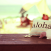 新婚旅行 ハワイへの準備 持っていくもの 持っていかないもの