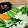 ベトナムの茹で野菜に物申す!
