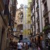 フランス&スペイン旅「ワインとバスクの旅!バルの隣にまたバル!その隣も……。サン・セバスティアンの路地を歩きつくしたい!」