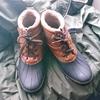Bean Boots 風@LOCONDは雪道に強かった