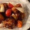 バルサミコ酢豚