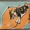 息子と子猫のピピの話